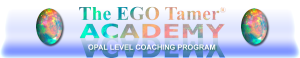 Opal Level Coaching Program at The EGO Tamer Academy
