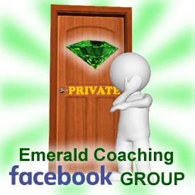 Emerald Coaching Private Facebook Group