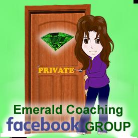 Private Facebook Group-Emerald