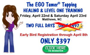 TETT Healing and Level One Training Early Bird