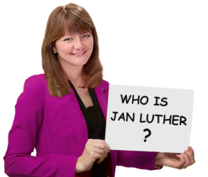 Who is Jan Luther, The EGO Tamer®