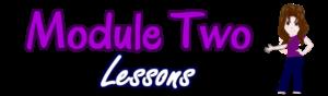 TETA Module Two Lessons