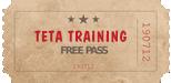 Ticket to TETA Training