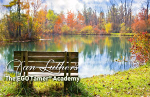 The EGO Tamer Academy from Jan Luther, EFT Founding Master