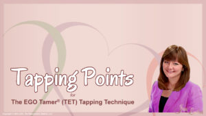 TET Tapping Points with Jan Luther, EFT Founding Master
