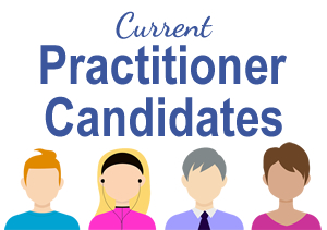 Current Practitioner Candidates at The EGO Tamer Academy