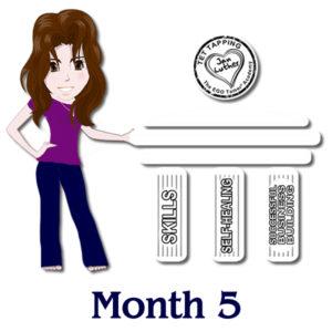 TET Tapping Mentoring Program Month 5