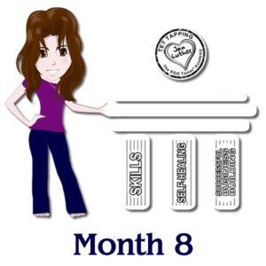 TET Tapping Mentoring Program Month 8