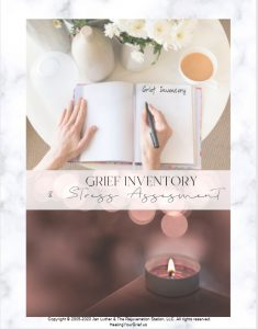 Grief Inventory and Stress Assessment