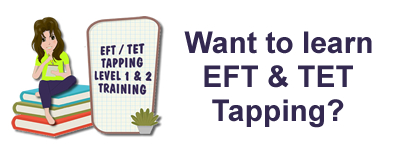 Want to Learn EFT and TET Tapping?